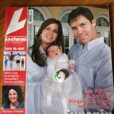Coleccionismo de Revistas: REVISTA LECTURAS N. 2870 28 MARZO 2007. Lote 289601233