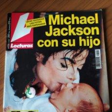 Coleccionismo de Revistas: REVISTA LECTURAS N. 2348 4/4/97 MICHAEL JACKSON CON SU HIJO. Lote 289602738