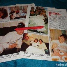 Collectionnisme de Magazines: RECORTE : MISS MOSCU, UNA SENCILLA COLEGIALA. LECTURAS, JULIO 1988(#). Lote 290007758