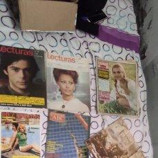 Coleccionismo de Revistas: LOTE REVISTAS AÑOS 60 70. Lote 293489013