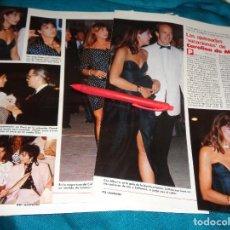 Coleccionismo de Revistas: RECORTE : LAS AJETREADAS VACACIONES DE CAROLINA DE MONACO. LECTURAS, AGTO 1988(#). Lote 295024113