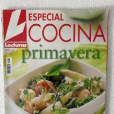 Coleccionismo de Revistas: COCINA LECTURAS #50 «BUEN ESTADO». Lote 295345833