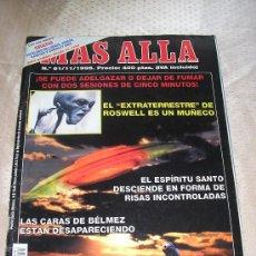 Coleccionismo de Revista Más Allá: MAS ALLA Nº 81.. Lote 23195318
