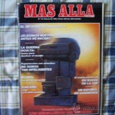 Coleccionismo de Revista Más Allá: MAS ALLA Nº 12 FEBRERO DE 1990. Lote 19760827