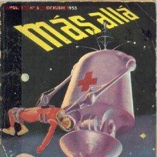 Coleccionismo de Revista Más Allá: MÁS ALLÁ # 05. Lote 26441355