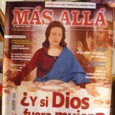 Coleccionismo de Revista Más Allá: MAS ALLA, Nº 206. Lote 10078616