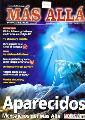 17-594. REVISTA MÁS ALLA Nº 237. AÑO XX (Coleccionismo - Revistas y Periódicos Modernos (a partir de 1.940) - Revista Más Allá)
