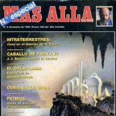 Coleccionismo de Revista Más Allá: REVISTA MAS ALLA Nº 9. Lote 26933015