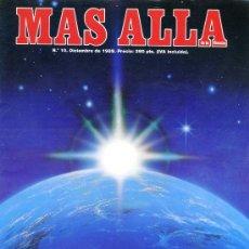 Coleccionismo de Revista Más Allá: REVISTA MAS ALLA Nº 10. Lote 26933016
