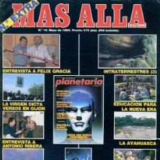 Coleccionismo de Revista Más Allá: REVISTA MAS ALLA Nº EXTRA. Lote 26933018