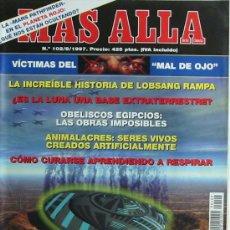 Collectionnisme de Magazine Más Allá: REVISTA MÁS ALLÁ - Nº 102 - AGOSTO DE 1997 - VER PORTADA E ÍNDICE. Lote 101748272