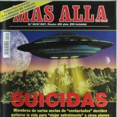 Collectionnisme de Magazine Más Allá: REVISTA MÁS ALLÁ - Nº 99 - MAYO DE 1997 - VER PORTADA E ÍNDICE. Lote 26787022
