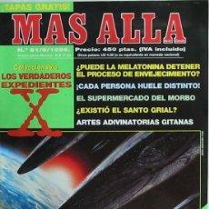 Collectionnisme de Magazine Más Allá: REVISTA MÁS ALLÁ - Nº 91 - SEPTIEMBRE DE 1996 - VER PORTADA E ÍNDICE. Lote 26787031