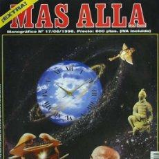 Coleccionismo de Revista Más Allá: GRANDES MISTERIOS DE LA TIERRA - ALTA TECNOLOGÍA EN EL PASADO - MONOGRÁFICO DE LA REVISTA MAS ALLA. Lote 26402006