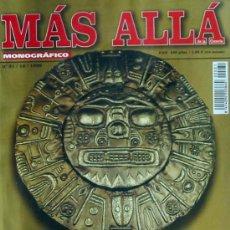 Coleccionismo de Revista Más Allá: MISTERIOS DE LOS INCAS Y OTROS PUEBLOS ANDINOS - MONOGRÁFICO DE LA REVISTA MAS ALLA - Nº 31. Lote 26402007