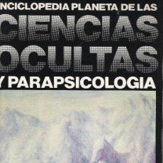 Coleccionismo de Revista Más Allá: ENCICLOPEDIA PLANETA DE CIENCIAS OCULTAS Y PARAPSICOLOGÍA Nº 11. Lote 23696306