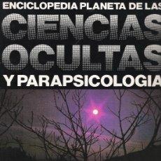 Coleccionismo de Revista Más Allá: ENCICLOPEDIA PLANETA DE CIENCIAS OCULTAS Y PARAPSICOLOGÍA Nº 23. Lote 23696918