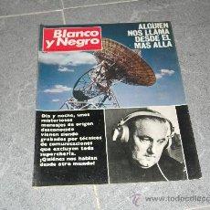 Coleccionismo de Revista Más Allá: BLANCO Y NEGRO Nº 3060 CIUDAD DEL CABO TOROS CINEMATÓGRAFO RETRATO DE UNA BRUJA 26 DICIEMBRE 1970. Lote 25871754