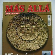 Coleccionismo de Revista Más Allá: MAS ALLÁ . MONOGRAFICO Nº 31 . MISTERIOS DE LOS INCAS. Lote 29095860