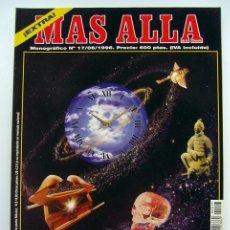 Coleccionismo de Revista Más Allá: MAS ALLÁ . MONOGRAFICO Nª 17 . GRANDES MISTERIOS DE LA TIERRA . 1ª EDICION. Lote 29096104