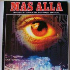 Coleccionismo de Revista Más Allá: MAS ALLÁ . MONOGRAFICO Nº 8 . MAS ALLÁ DEL AÑO 2000 . 1º EDICION. Lote 29096362