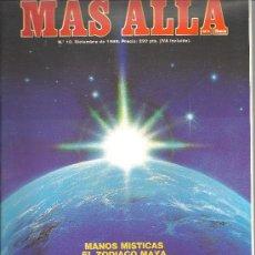 Coleccionismo de Revista Más Allá: REVISTA MAS ALLA Nº 10 DICBRE 1989. Lote 29687037