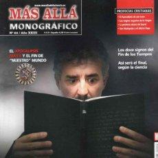 Coleccionismo de Revista Más Allá: MAS ALLA MONOGRAFICO N. 64 - TEMA: 2012... Y OTRAS PROFECIAS DEL FIN DEL MUNDO (NUEVA). Lote 45889353