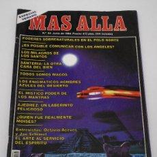 Coleccionismo de Revista Más Allá: MAS ALLÁ .Nº 064. LOS MILAGROS DE LOS SANTOS . COMUNICARSE CON LOS ANGELES. MOISÉS.SANTERIA. Lote 32333988