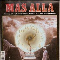 Coleccionismo de Revista Más Allá: REVISTA MÁS ALLÁ. 19 NUMERO MONOGRAFICO ¿SE PUEDE CONOCER EL FUTURO?. Lote 42339972