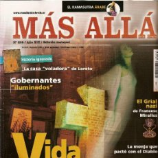 Coleccionismo de Revista Más Allá: REVISTA MAS ALLÁ. NUMERO 225. AÑO XIX. VIDA DESPUÉS DE LA MUERTE.. Lote 32401248