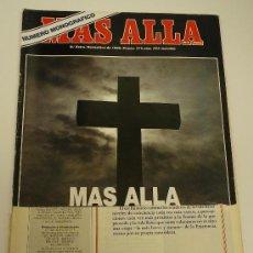 Coleccionismo de Revista Más Allá: MAS ALLÁ.ESPECIAL MÁS ALLÁ DE LA MUERTE.ZOMBIES. LA REENCARNACIÓN.PSICOFONIAS.PSICOIMAGENES.. Lote 32406452