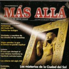 Coleccionismo de Revista Más Allá: REVISTA MAS ALLÁ. NUMERO 235. AÑO XX . LOS MISTERIOS DE LA CIUDAD DEL SOL.. Lote 32412385