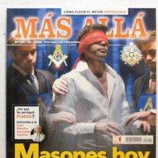Collectionnisme de Magazine Más Allá: MAS ALLA DE LA CIENCIA - REVISTA Nº 194 AÑO 2005. Lote 32655137