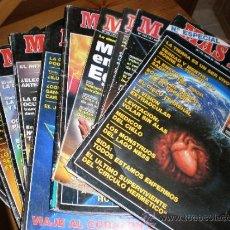 Coleccionismo de Revista Más Allá: MAS ALLA,LOTE DE 11 REVISTAS,LEER DESCRIPCION Y VER FOTOS. Lote 63813846