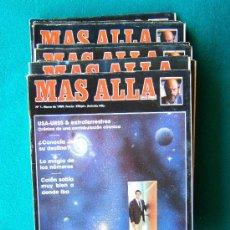 Coleccionismo de Revista Más Allá: MAS ALLA DE LA CIENCIA - ( 10 REVISTAS ) Nº 1 AL 10 - REVISTA MENSUAL ILUSTRADAS - 1989 - 1ª EDIC. Lote 206274991