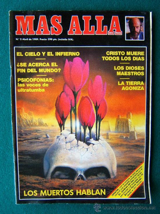 Coleccionismo de Revista Más Allá: MAS ALLA DE LA CIENCIA - ( 10 REVISTAS ) Nº 1 AL 10 - REVISTA MENSUAL ILUSTRADAS - 1989 - 1ª EDIC - Foto 2 - 206274991