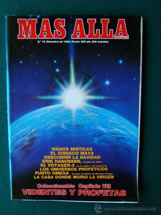 Coleccionismo de Revista Más Allá: MAS ALLA DE LA CIENCIA - ( 10 REVISTAS ) Nº 1 AL 10 - REVISTA MENSUAL ILUSTRADAS - 1989 - 1ª EDIC - Foto 10 - 206274991