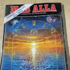 Coleccionismo de Revista Más Allá: REVISTA MAS ALLA Nº 25 (II ANIVERSARIO) 1991. . Lote 34945636