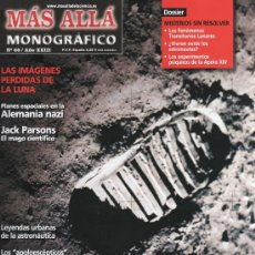 Coleccionismo de Revista Más Allá: MAS ALLA MONOGRAFICO N. 66 - LOS SECRETOS DE LA CARRERA ESPACIAL (NUEVA). Lote 192864161