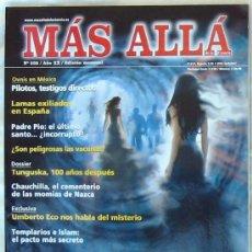 Collectionnisme de Magazine Más Allá: REVISTA MAS ALLÁ - Nº 232 - MC EDICIONES - VER ÍNDICE. Lote 38478148