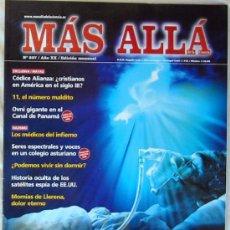 Coleccionismo de Revista Más Allá: REVISTA MAS ALLÁ - Nº 237 - MC EDICIONES - VER ÍNDICE. Lote 258976250