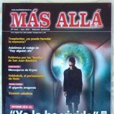 Coleccionismo de Revista Más Allá: REVISTA MAS ALLÁ - Nº 244 - MC EDICIONES - VER ÍNDICE. Lote 258976270