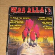 Coleccionismo de Revista Más Allá: REVISTA MAS ALLÁ. Lote 39313714