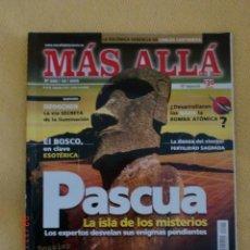 Coleccionismo de Revista Más Allá: REVISTA MAS ALLA Nº200 AÑO 2005. Lote 40294700