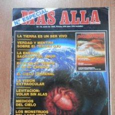 Collectionnisme de Magazine Más Allá: MÁS ALLÁ DE LA CIENCIA. Nº 16. JUNIO 1990. LA TIERRA ES UN SER VIVO - DIVERSOS AUTORES. Lote 38675727