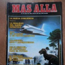 Coleccionismo de Revista Más Allá: MÁS ALLÁ DE LA CIENCIA. Nº 23. ENERO 1991. LA REALIDAD DEL SUEÑO HIPNÓTICO - DIVERSOS AUTORES. Lote 38675801