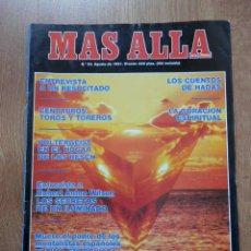Coleccionismo de Revista Más Allá: MÁS ALLÁ DE LA CIENCIA. Nº 30. AGOSTO 1991. LA CURACIÓN ESPIRITUAL - DIVERSOS AUTORES. Lote 38675879