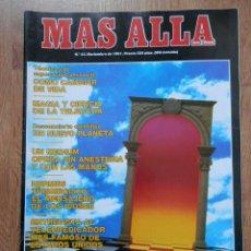Coleccionismo de Revista Más Allá: MÁS ALLÁ DE LA CIENCIA. Nº 33. NOVIEMBRE 1991. MOZART, MASÓN E INICIADO - DIVERSOS AUTORES. Lote 38675933