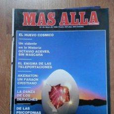 Coleccionismo de Revista Más Allá: MÁS ALLÁ DE LA CIENCIA. Nº 35. ENERO 1992. EL HUEVO CÓSMICO - DIVERSOS AUTORES. Lote 38675937