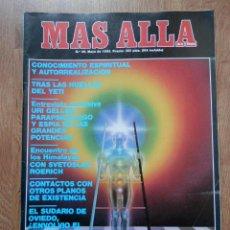 Coleccionismo de Revista Más Allá: MÁS ALLÁ DE LA CIENCIA. Nº 39. MAYO 1992. CONOCIMIENTO ESPIRITUAL Y AUTORREALIZACIÓN - DIVERSOS AUTO. Lote 38675938